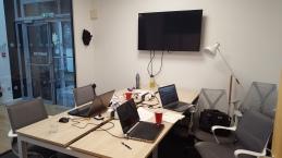 Working Observation Room