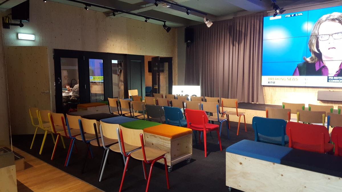 Presentation Zone